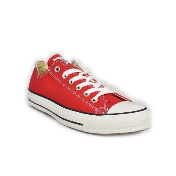 Converse – Scarpa Classica bassa rossa