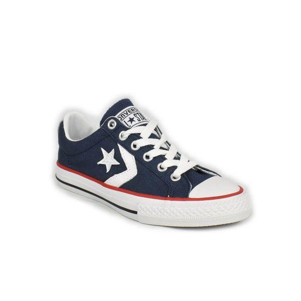 Converse – Sneakers Bimbo bassa blu