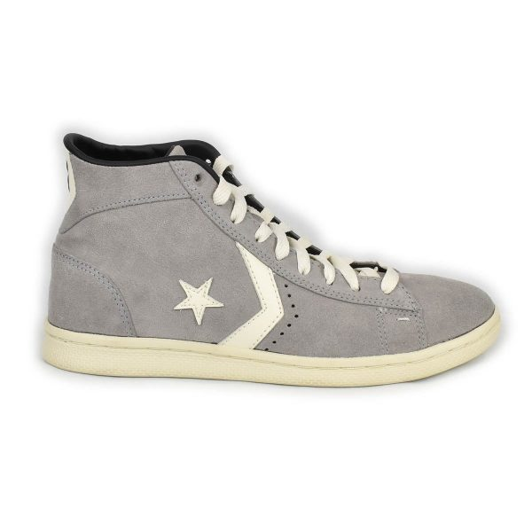 Converse – Sneakers Pro Leather alte grigio