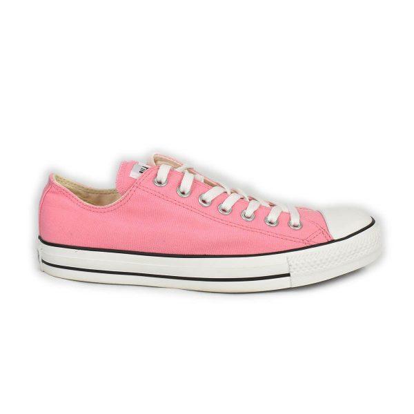 Converse – Sneakers bassa modello classico rosa