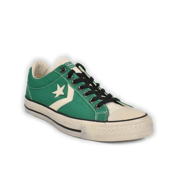 Converse – Sneakers Star Player bassa verde